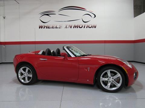 2008 Pontiac Solstice for sale in Tempe, AZ