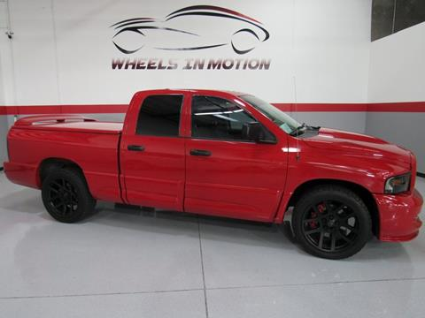 Dodge Ram Pickup 1500 Srt 10 For Sale Carsforsale Com