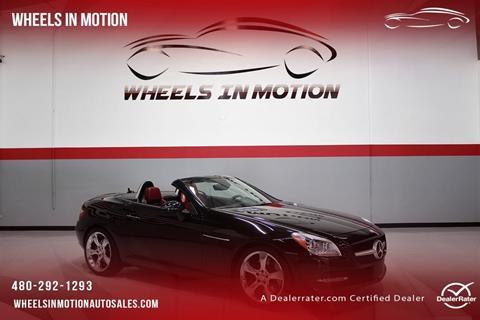 2012 Mercedes-Benz SLK for sale in Tempe, AZ