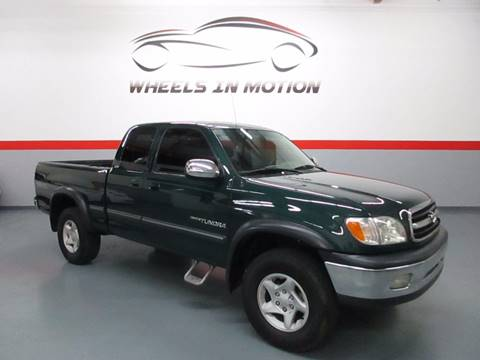 2001 Toyota Tundra for sale in Tempe, AZ