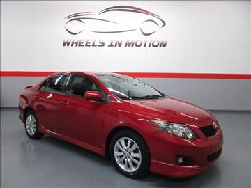 2010 Toyota Corolla for sale in Tempe, AZ