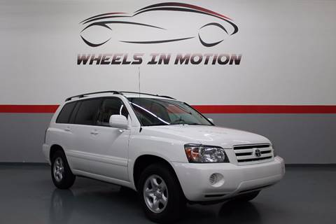 2006 Toyota Highlander for sale in Tempe, AZ