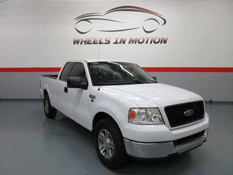 2005 Ford F-150 for sale in Tempe, AZ