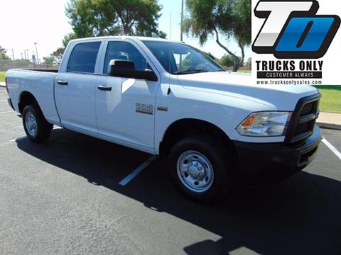 2015 RAM Ram Pickup 2500 for sale in Mesa, AZ