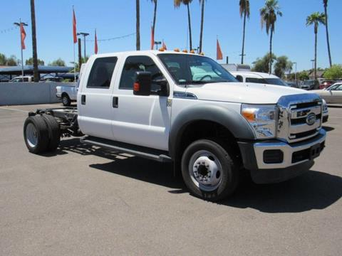2016 Ford F-550 Super Duty for sale in Mesa, AZ