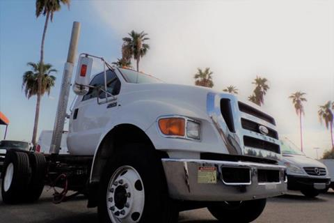2013 Ford F-750 Super Duty for sale in Mesa, AZ