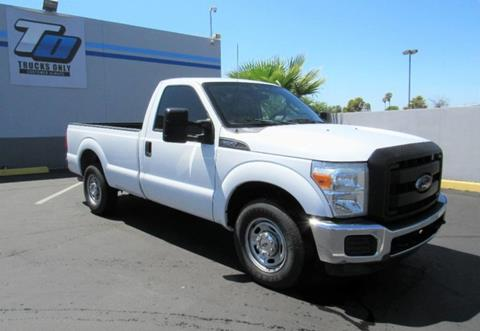 2015 Ford F-250 Super Duty for sale in Mesa, AZ