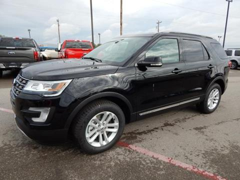 2017 Ford Explorer for sale in Sayre, OK