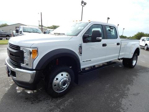 2017 Ford F-450 Super Duty for sale in Sayre, OK