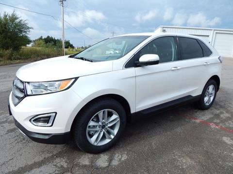2017 Ford Edge for sale in Sayre, OK
