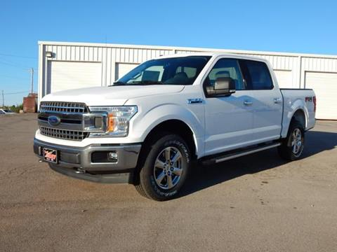 2018 Ford F-150 for sale in Sayre, OK