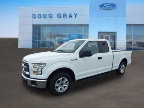 2015 Ford F-150 for sale in Sayre, OK