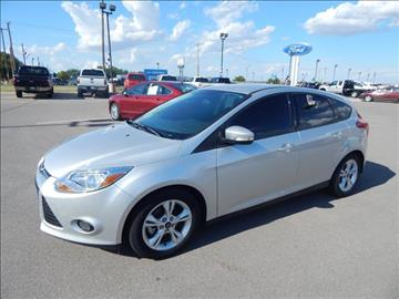 2014 Ford Focus for sale in Sayre, OK