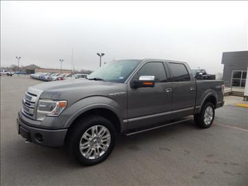 2014 Ford F-150 for sale in Sayre, OK