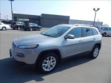 2014 Jeep Cherokee for sale in Sayre, OK