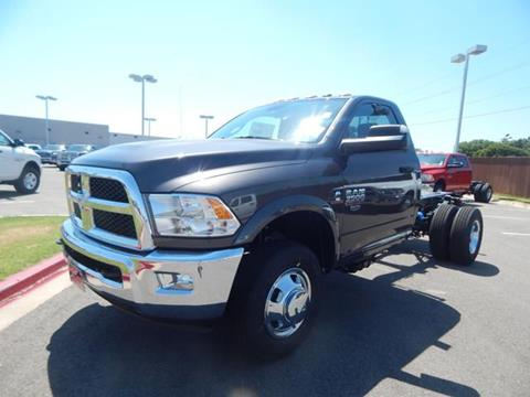 2017 RAM Ram Chassis 3500 for sale in Elk City, OK