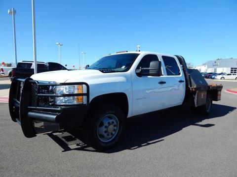 2014 Chevrolet Silverado 3500HD for sale in Elk City, OK