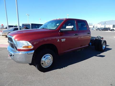 2012 RAM Ram Chassis 3500 for sale in Elk City, OK