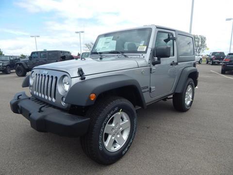 2017 Jeep Wrangler for sale in Elk City, OK