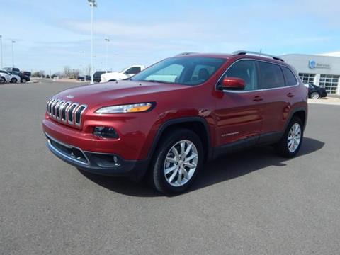 2017 Jeep Cherokee for sale in Elk City, OK