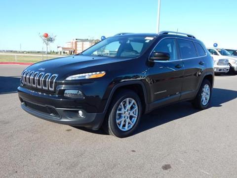 2018 Jeep Cherokee for sale in Elk City, OK