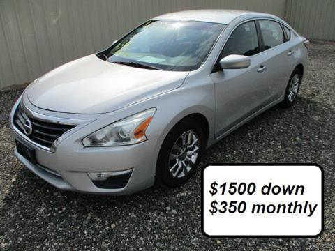 2014 Nissan Altima for sale in Bruceville, TX