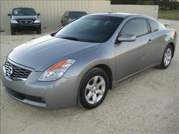 2009 Nissan Altima for sale in Bruceville, TX