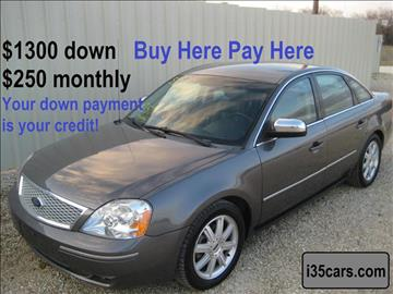 2006 Ford Five Hundred for sale in Bruceville, TX