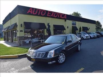 2010 Cadillac DTS for sale in Red Bank, NJ