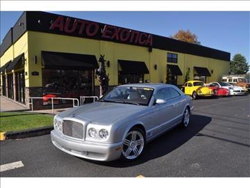 2009 Bentley Brooklands for sale in Red Bank, NJ