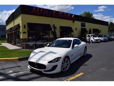 2014 Maserati GranTurismo for sale in Red Bank, NJ