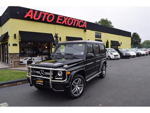 2013 Mercedes-Benz G-Class for sale in Red Bank, NJ