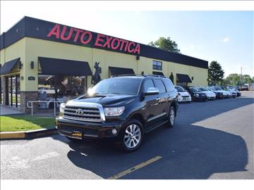 2014 Toyota Sequoia for sale in Red Bank, NJ