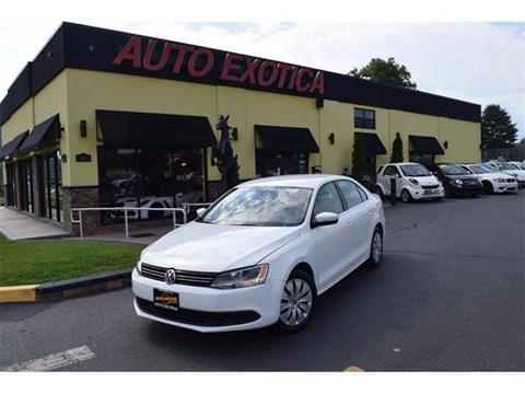 2013 Volkswagen Jetta for sale in Red Bank, NJ
