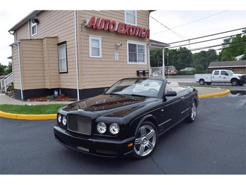 2010 Bentley Azure T for sale in Red Bank, NJ