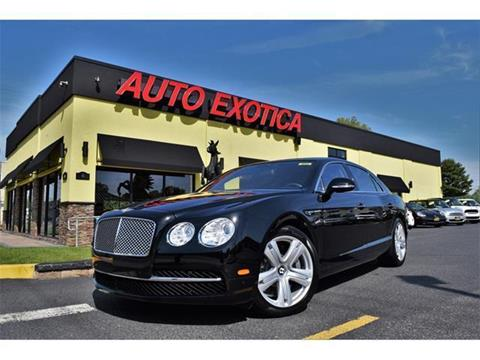 2014 Bentley Flying Spur for sale in Red Bank, NJ
