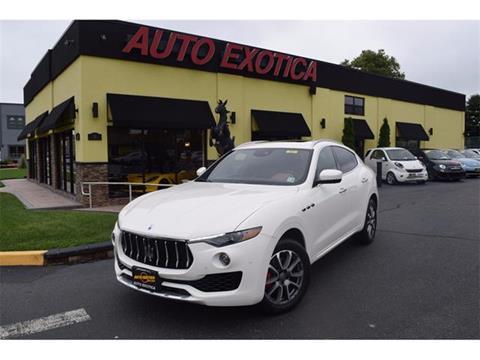 2017 Maserati Levante for sale in Red Bank, NJ