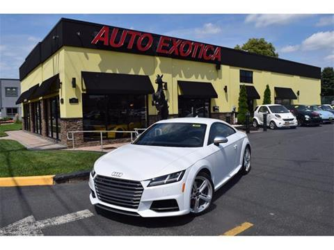 2016 Audi TTS for sale in Red Bank, NJ
