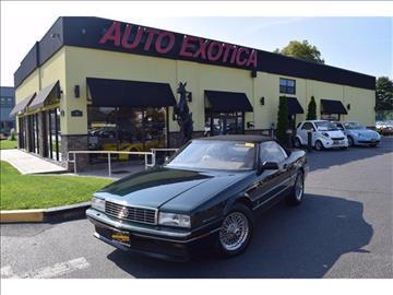 1993 Cadillac Allante for sale in Red Bank, NJ