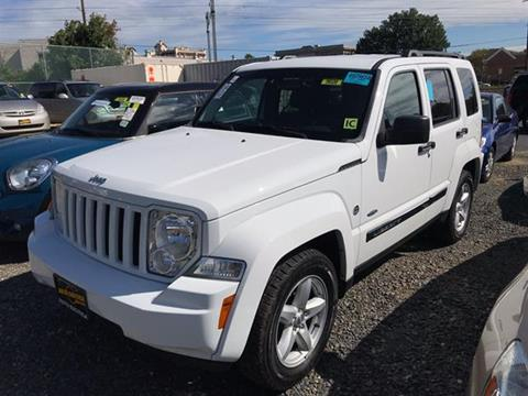 2012 Jeep Liberty for sale in Red Bank, NJ