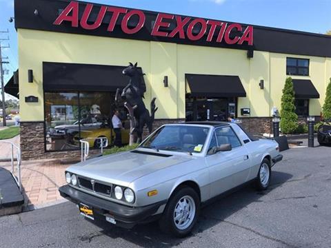 1982 Lancia Zagato for sale in Red Bank, NJ