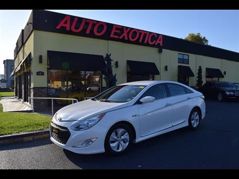 2013 Hyundai Sonata Hybrid for sale in Red Bank, NJ