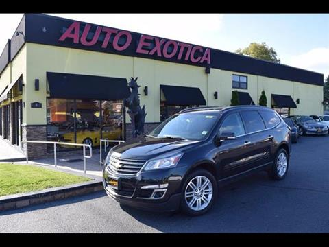2013 Chevrolet Traverse for sale in Red Bank, NJ