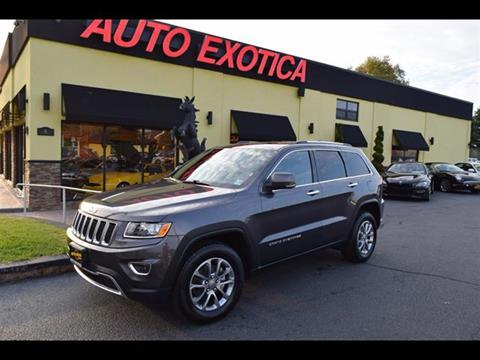 2014 Jeep Grand Cherokee for sale in Red Bank, NJ