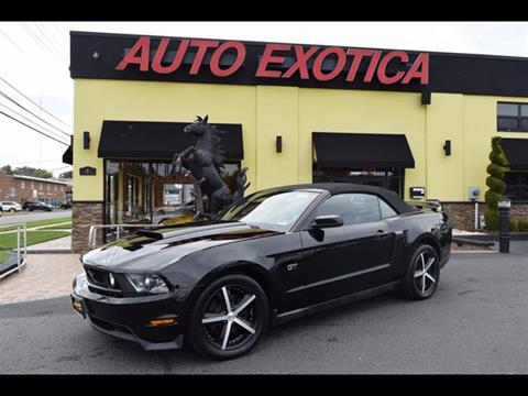 2010 Ford Mustang for sale in Red Bank, NJ