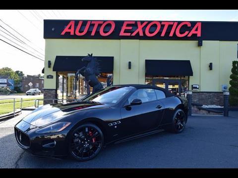 2012 Maserati GranTurismo for sale in Red Bank, NJ