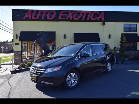 2014 Honda Odyssey for sale in Red Bank, NJ
