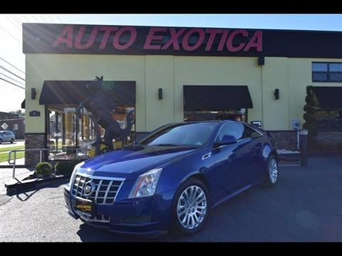 2012 Cadillac CTS for sale in Red Bank, NJ