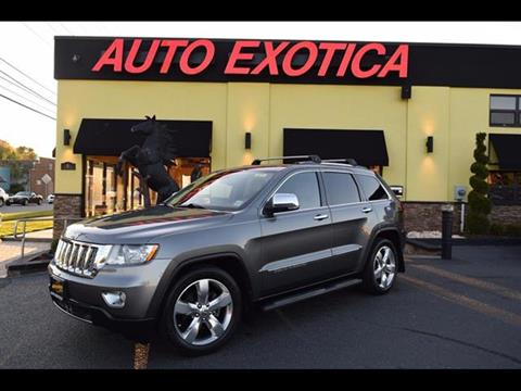 2012 Jeep Grand Cherokee for sale in Red Bank, NJ