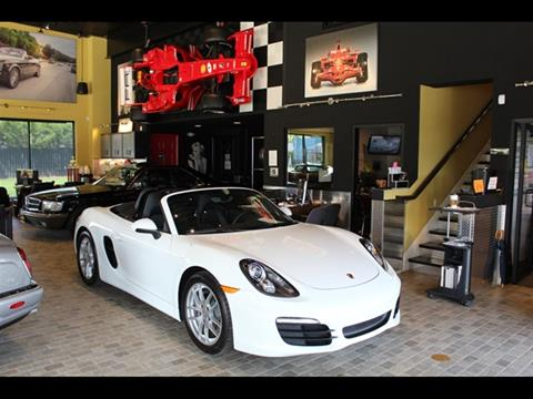 2015 Porsche Boxster for sale in Red Bank, NJ
